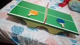 Mini mesa de tenis pim pom
