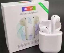 Vendo Auriculas Inalámbricos I18 TWS