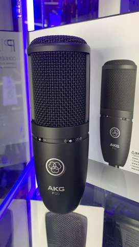 Microfono de condensador marca AKG referencia P120