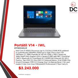 Portátil V14 - IWL