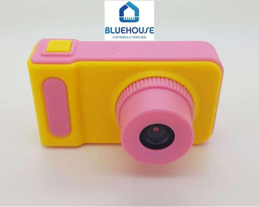 Camara de Fotos y Video Kids 0