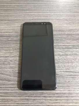 Samsung galaxy A8 plus 64gb excelente estado