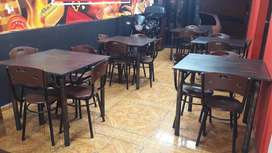 Vendo Montaje para Restaurante Parrilla, bar o cafeteria