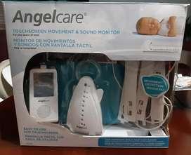 Angelcare Ac701 Monitor De Movimiento Y Sonido, Blanco