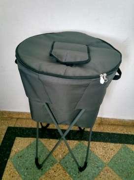 Cooler Portátil Plegable