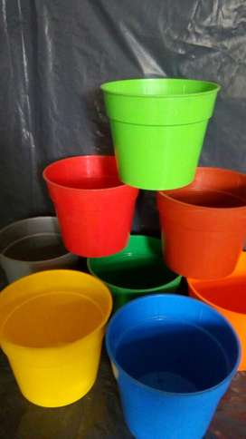 Macetas Plasticas Reforzadas Flexibles