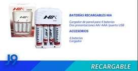 BATERÍAS RECARGABLES NIA