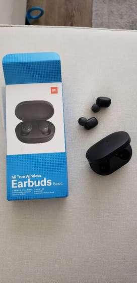 Audifonos xiaomi Mi True Wireless earbuds basic