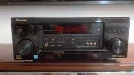 Receiver audio video multi/chanal PIOONER VSX 52TX serie ELITE BOSE . YAMAHA