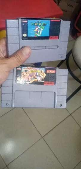Super Nintendo completo exelente snes 64 nes