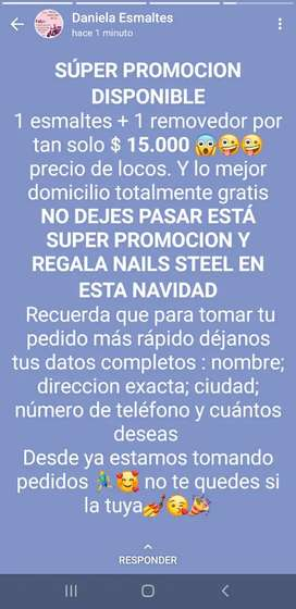 Nails steel