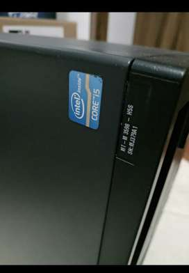 Cpu Lenovo Core I5 1tera 8gb
