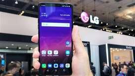 LG G7 Fit desbloqueado de fábrica.
