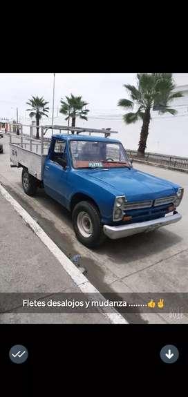 Se vende camioneta nisan junior
