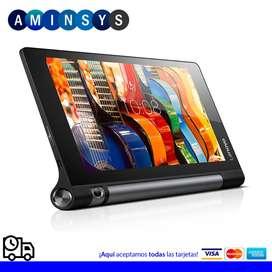 "Tablet Lenovo Yoga TAB 3, 8"" 1280x800 IPS, Android 5.1, 16GB, 2GB, WiFi, Bluetooth."