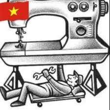 Tecnico de maquinaria industrial de confección