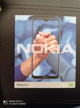 Nokia 6.2 64 GB almacenamiento