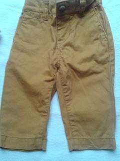 Pantalon 3-6m  Tommy. Hilfiger Nuevo use 1 vez