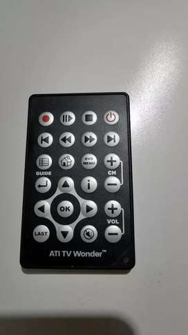 control ati tv wonder