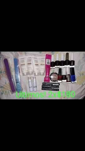 Maquillaje y perfumes