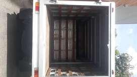 Camioneta mazda bt 50 furgón  carga seca modelo 2010 muy buen estado