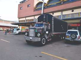 Me ofrezco conductor camion