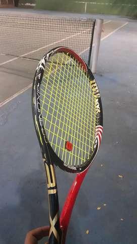 Raqueta wilson blx