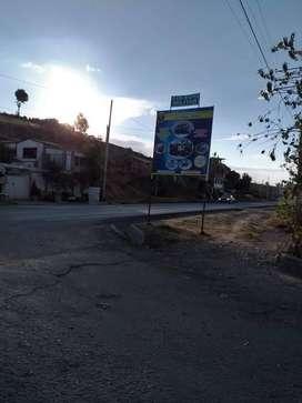 Se vende terreno en sicaya !
