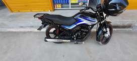 De ocasión moto lineal nueva