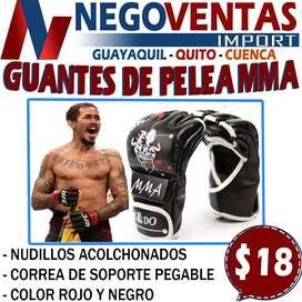GUENATES DE ARTES MARCIALES MIXTAS MMA