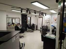 Se Vende peluquería