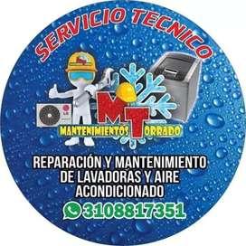 Reparaciones instalaciones mantenimiento