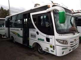 Microbus Urbano 19 Pasajeros
