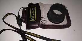 Funda sumergible DICAP para cámara  De Fotos Kodak V1073