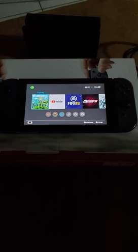 Nintendo switch  en excelente estado