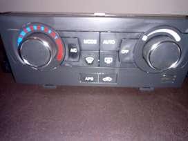 Control Temperatura Y Aire Acondicionado