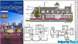 Home Designer Pro 2021 Win Diseño CAD de hogares