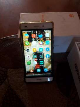 Vendo Huawei P8,