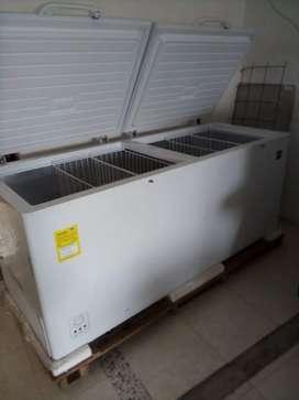 Congelador con poco uso