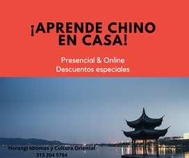 Clases de Chino mandarín online