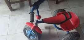 Triciclo para varón