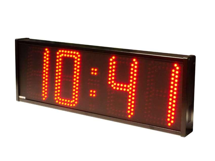 Reloj Cronometro Digital De 72 X 26 Para Canchas Y Otros 0