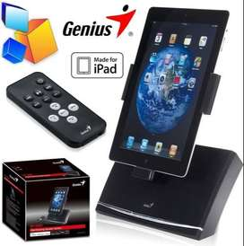 Amplificador Genius Sp-i600 iPad Docking Station