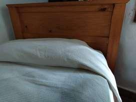 Vendo 2 camas de Pino usadas - Excelente estado