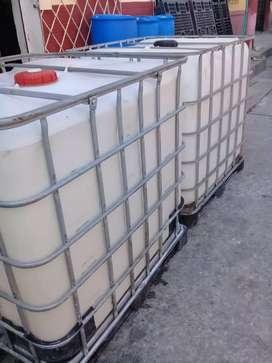 Isotanques 1000 litros nuevos
