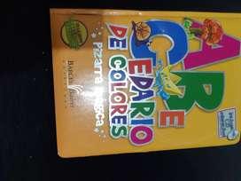 Libro pizarra para aprender el abecedsrio