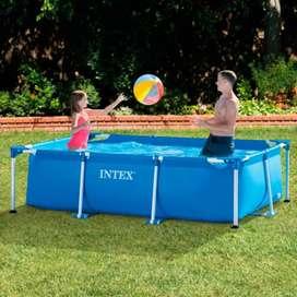 Intex piscina patio