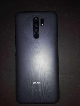 Xiaomi Redmi 9 de 64 gb cómo nuevo