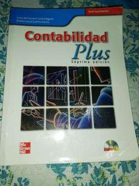 Contabilidad Plus (séptima Edición)