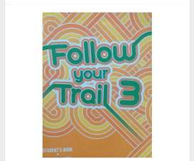 FOLLOW YOUR TRAIL 3 BOOK